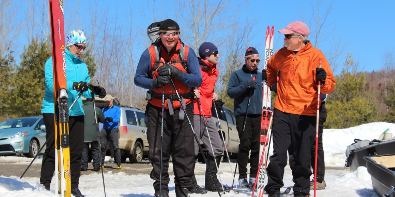 Three Hut Guided Ski Tour